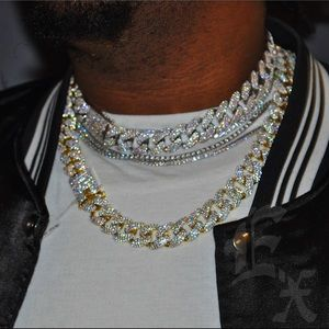 ✨Cuban link chokers✨
